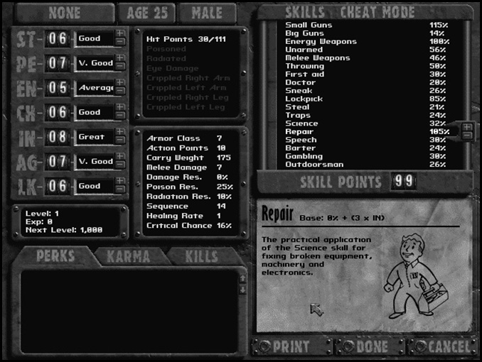 Vault br fallout bible vic level 4 fandeluxe Images